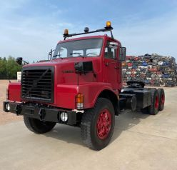 """Volvo N10 6x4 """"tractor unit"""" (1x ON STOCK)"""